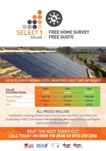 Solar panel system packages - prices from...